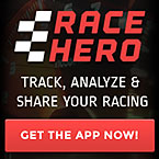 RaceHero - the live timing and race results app from the makers of MotorsportReg!  Available now for MyLaps T&S systems.