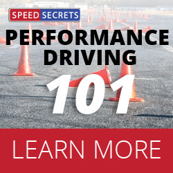 Speed Secrets Coach Ross Bentley will teach you how to kill fewer cones